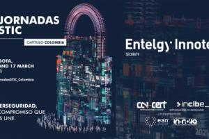 Disponible la ponencia sobre concienciación de Entelgy Innotec Security en Colombia