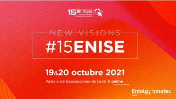 Entelgy Innotec Security, colaborador del 15ENISE de INCIBE