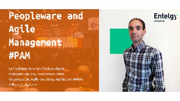 Entelgy participa en el evento Peopleware and Agile Management 2019