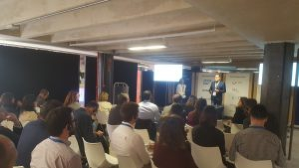 OpenText Innovation Day Madrid  2018: A la caza del Objetivo Zero Papel