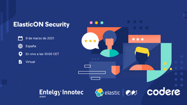"Entelgy Innotec Security estará presente en ""ElasticON Security"" de la mano de Codere"