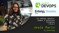 Entelgy Innotec Security participa en Madrid Devops