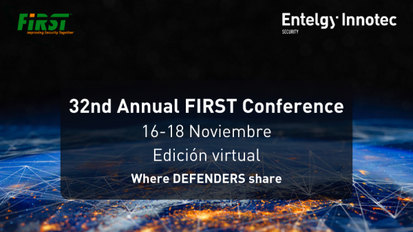 Entelgy Innotec Security, miembro del FIRST, asiste a la 'Annual First Conference'