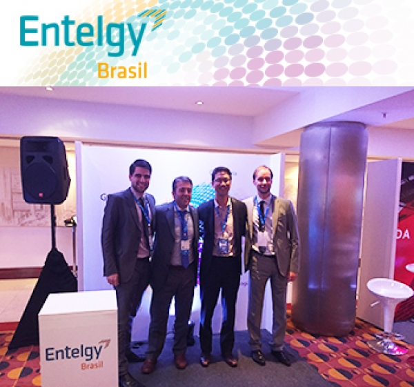 Entelgy Brasil en el symposium Liferay de Latinoamérica