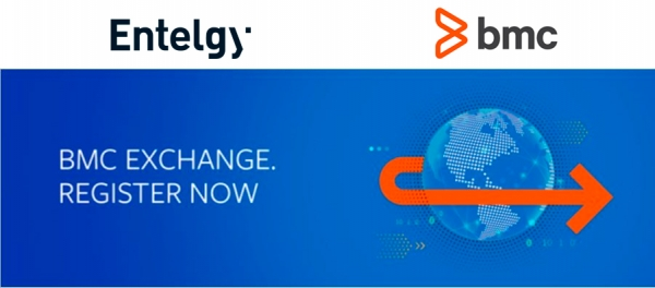 Entelgy te invita al BMC Exchange Madrid 2019