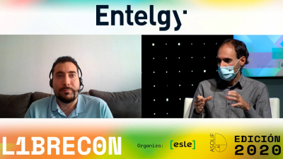 Brillante participación de Entelgy en L1BRECON 2020