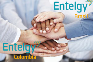 Entelgy Brasil y Entelgy Colombia