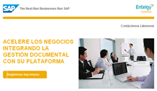 Entelgy Colombia - Soluciones de Gestión Documental de SAP_Open Text