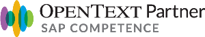 OpenText Partner SAP COMPETENCE