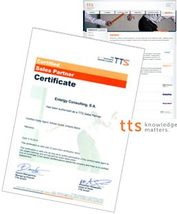 Entelgy es TTS Sales Partner