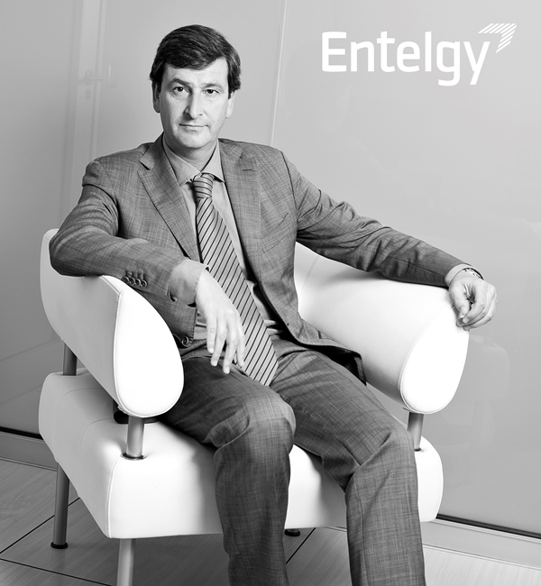 Ángel Echevarría - Director General del Grupo Entelgy