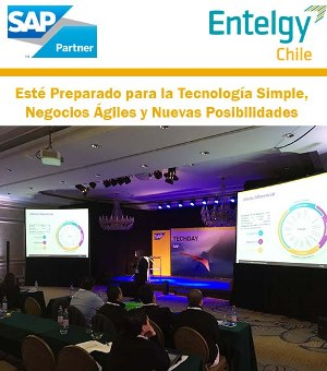 Entelgy Chile en SAPTechDay Chile