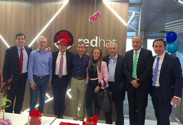 Entelgy Advanced Business Partner de Red Hat
