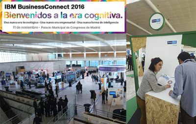 InnoTec (Grupo Entelgy) seguridad en IBM BusinessConnect 2016