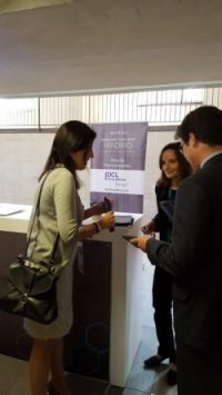 DCL Consultores Entelgy - OpenText Innovation Day Madrid - Stand