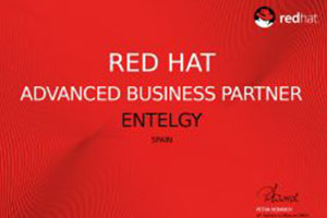 Entelgy es reconocida como Red Hat Advanced Business Partner