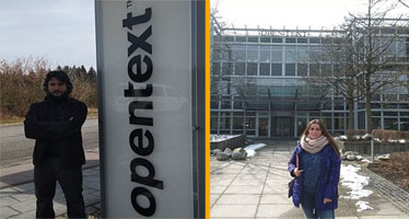 "EBS asiste al ""Vendor Invoice Management and Business Center Deep Dive"" de OpenText en Munich"