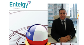 Claudio Jaramillo, Country Manager de Entelgy en Chile